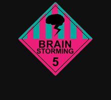 Brain Storming- Pink & Blue Unisex T-Shirt