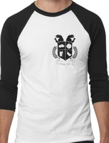 Ghostbusters Crest (Pocket) Men's Baseball ¾ T-Shirt