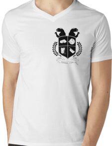 Ghostbusters Crest (Pocket) Mens V-Neck T-Shirt