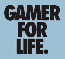GAMER FOR LIFE. Kids Tee