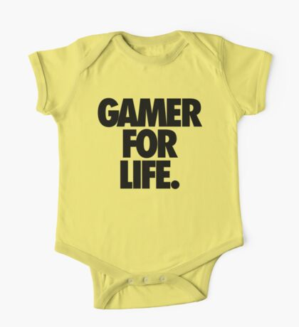 GAMER FOR LIFE. One Piece - Short Sleeve