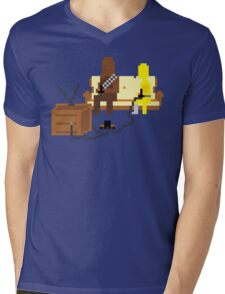 Let the Wookie Win Mens V-Neck T-Shirt