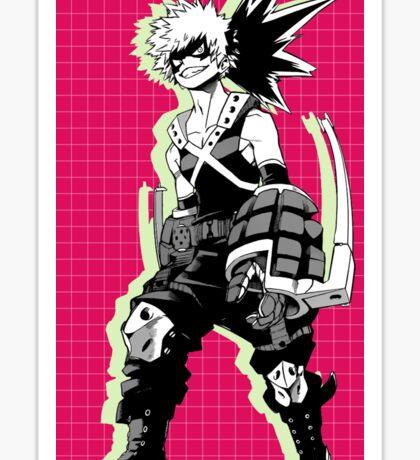 Boku no Hero Academia Sticker