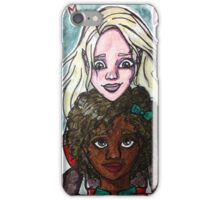 Blitzstone  iPhone Case/Skin