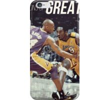 20 years of Greatness iPhone Case/Skin