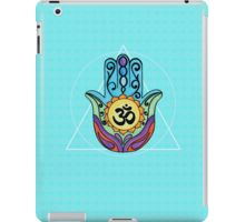 Hand of Fatima III iPad Case/Skin