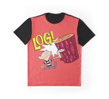 Log! Graphic T-Shirt