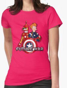 Future war Womens Fitted T-Shirt