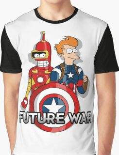 Future war Graphic T-Shirt