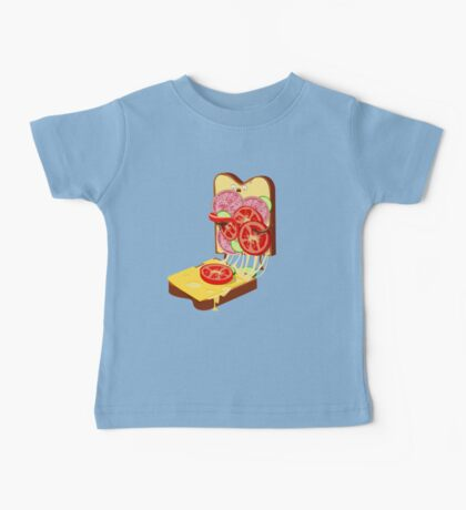 The accident Baby Tee