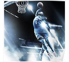 Dunking Like A boss Poster