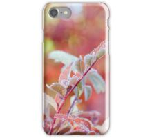 Frozen and Pink iPhone Case/Skin
