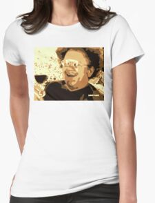 Dr. Steve Brule For Your Wine Womens Fitted T-Shirt