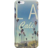 LA Cali iPhone Case/Skin