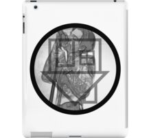 Jesse Rutherford with logo  iPad Case/Skin