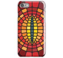 Eye of Sauron - Voronoi iPhone Case/Skin