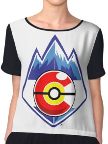 Colorado Pokemon Trainer Chiffon Top
