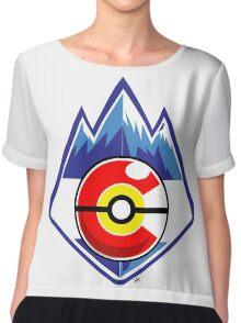 Colorado Pokemon Trainer Chiffon Top