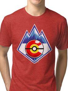 Colorado Pokemon Trainer Tri-blend T-Shirt