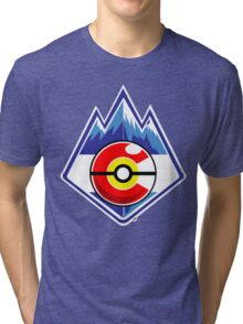 Colorado Pokemon Trainer Tri-blend T-Shirt