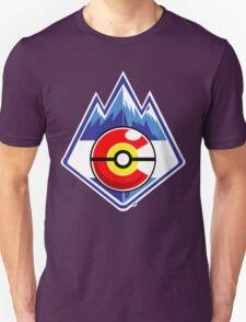 Colorado Pokemon Trainer Unisex T-Shirt