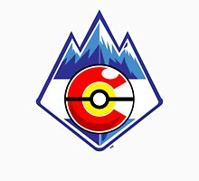 Colorado Pokemon Trainer Unisex T-Shirt