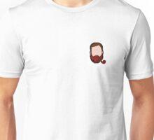 His face of joy  Unisex T-Shirt