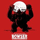 Bowser Unchained by AndreusD