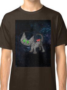 Astronaut Cat Classic T-Shirt