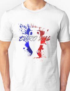 Euro 2016 Paint Splatter Trophy T-Shirt