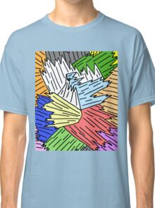Color Shards Classic T-Shirt