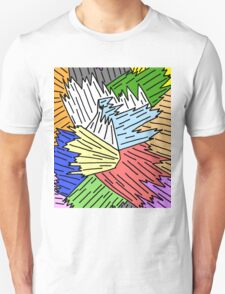 Color Shards Unisex T-Shirt