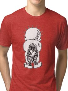 Handala حنظلة Tri-blend T-Shirt