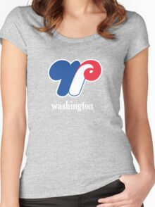 Ex-Expos Women's Fitted Scoop T-Shirt