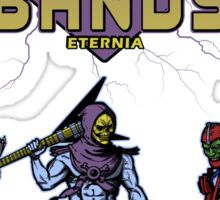 Battle of the Bands - Eternia Edition Sticker