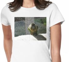 Shake, Rattle And Roll - Maroon-Bellied Conure NZ Womens Fitted T-Shirt