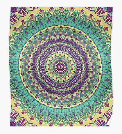 Mandala 005 Poster