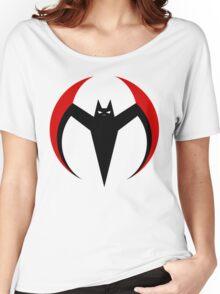 Batman Beyond - Batarang Comedic Women's Relaxed Fit T-Shirt