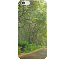 Mawbanna Country Road iPhone Case/Skin