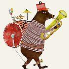 one bear band by bri-b