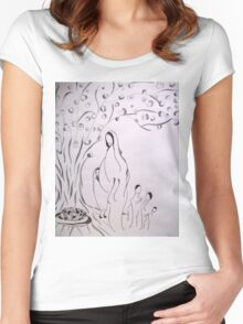 The fruit Women's Fitted Scoop T-Shirt