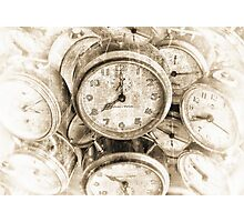 Time And Again Photographic Print