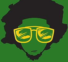 Afro Shades by EsJayDesigns