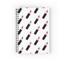 Lipstick emoji Spiral Notebook