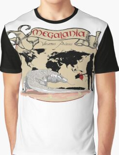 Megalania by Robert Elsmore Graphic T-Shirt