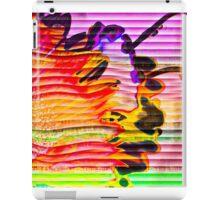 Psycho Sunflower iPad Case/Skin