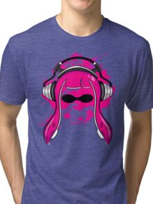 Inkling girl (Magenta) Tri-blend T-Shirt