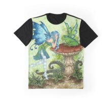 Frog Gossip Graphic T-Shirt