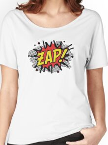Zap 2 Women's Relaxed Fit T-Shirt