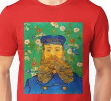 Vincent van Gogh Portrait of Joseph Roulin Unisex T-Shirt